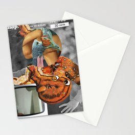 Plume (collab with the talented Marko Köppe) Stationery Cards