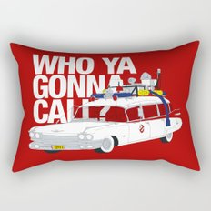 Ghostbusters Rectangular Pillow