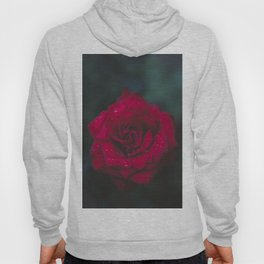 Red Rose x Dewdrops Hoody
