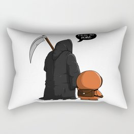 Let's go home Rectangular Pillow