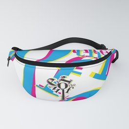 The Flower Fanny Pack
