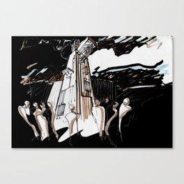 Archifantasy #3 Canvas Print