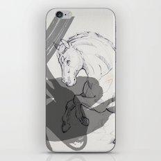 Temper iPhone & iPod Skin