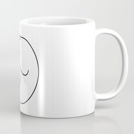 Sleeping Cat Coffee Mug