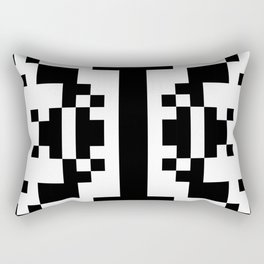 b a t s. p l a y i n g. t e n n i s Rectangular Pillow