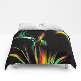 Abstract perfection 202 Comforters