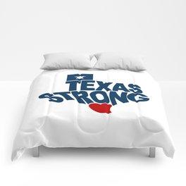 Texas Strong Comforters