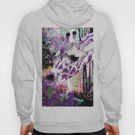 GIRAFFE FANTASY ENCOUNTER FOREST DREAM Hoody