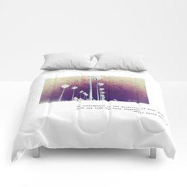 Go confidently #3 Comforters