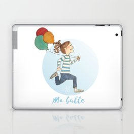 Ma Bulle Bleu Laptop & iPad Skin