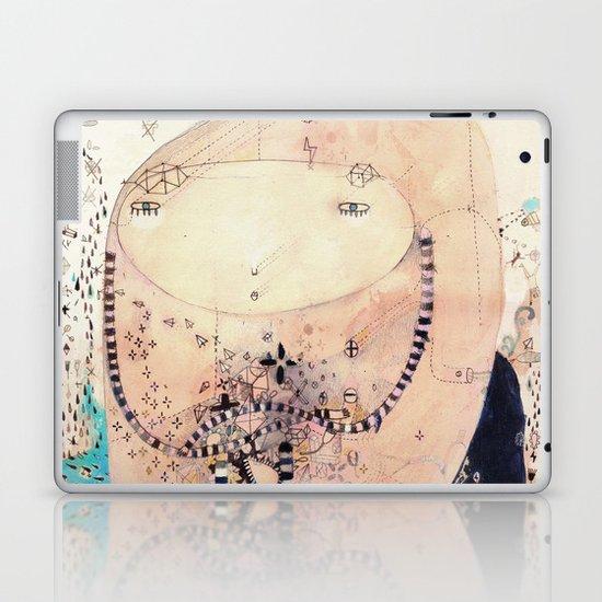 Thinking  Laptop & iPad Skin