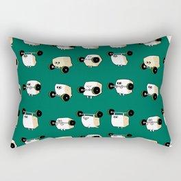 OLYMPIC LIFTING  Tofu Rectangular Pillow