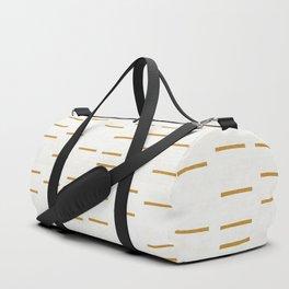 OCHRE LINE Duffle Bag