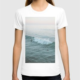 Let's Surf V T-shirt