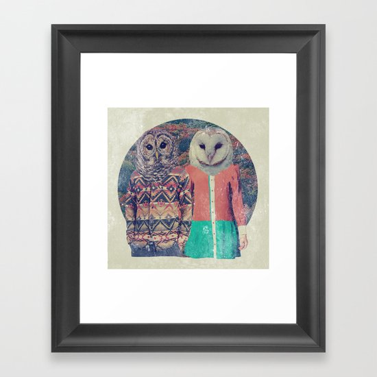 MMV Framed Art Print