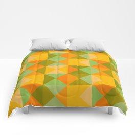 classic retro fall design Nuppeppo Comforters