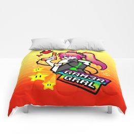 Gamer Girl Comforters