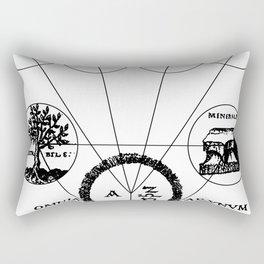 The Origins of Alchemy Rectangular Pillow
