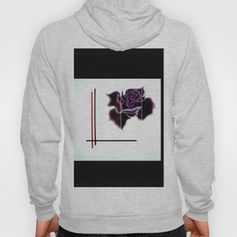 Abstract in perfection - Fertile Imagination Rose 5 Hoody