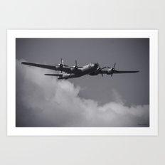 B-29 Superfortress Art Print