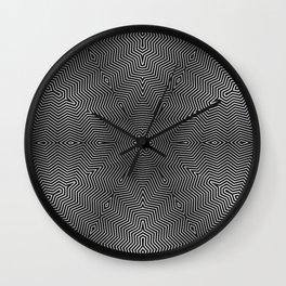 optical no.1 Wall Clock