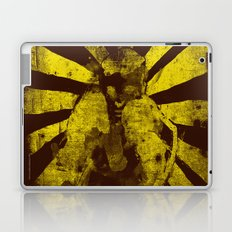 distressed  boxer Laptop & iPad Skin