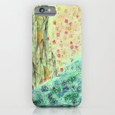 Rock of Fallen Blossoms Slim Case iPhone 6s