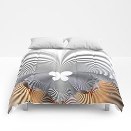 Butterfly effect Comforters