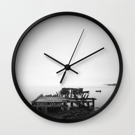 After the Money's Gone Wall Clock