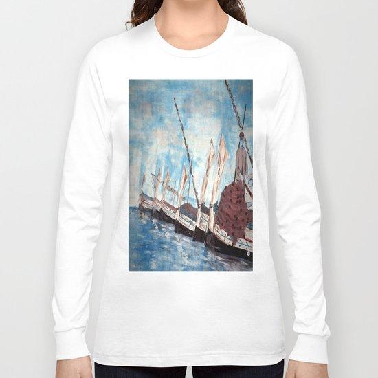 painting Long Sleeve T-shirt