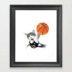 Shoot ! Framed Art Print