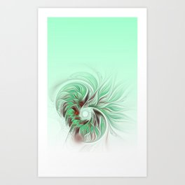 for sheer curtains and more -6- Art Print