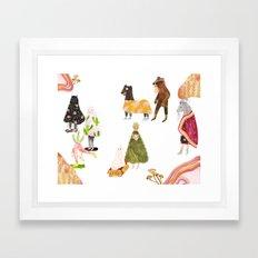 The Great Migration Framed Art Print