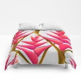 flowers fantasia Comforters