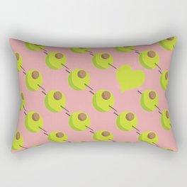 Olive U 4ever Rectangular Pillow