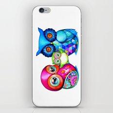 Owl Parents iPhone & iPod Skin