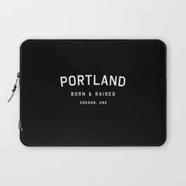 Portland - OR, USA (Arc) Laptop Sleeve