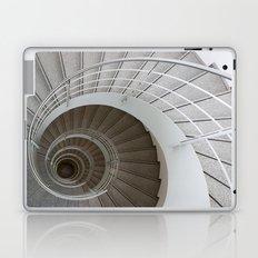 the spiral (architecture) Laptop & iPad Skin