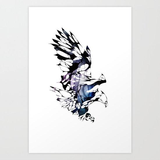 Takeoff Art Print