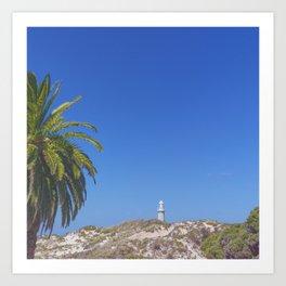 Bathurst Lighthouse Art Print