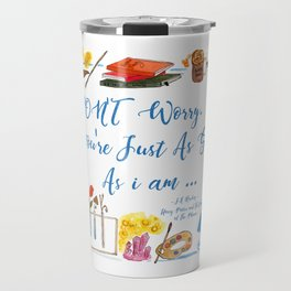 Luna's Quote Travel Mug