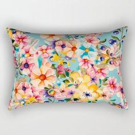 Heavenly BLOOMS Rectangular Pillow