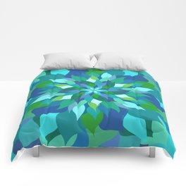Healing Leaves Comforters