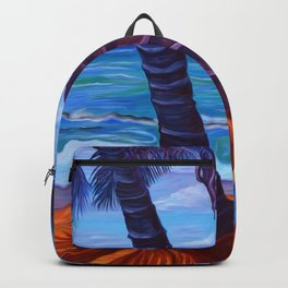 Maka Leha - Glance In Wonder Backpack