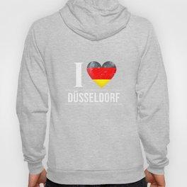 I Love Düsseldorf Hoody