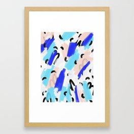 Pattern Play v.2 Framed Art Print