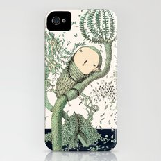 My Green Memory Slim Case iPhone (4, 4s)