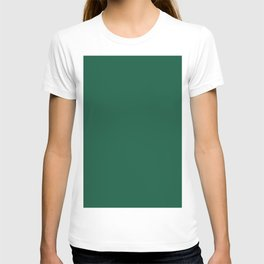 Simply Forest Green T-shirt