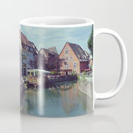 Petit Venise in Colmar, Alsace, France, Travel Photography Coffee Mug