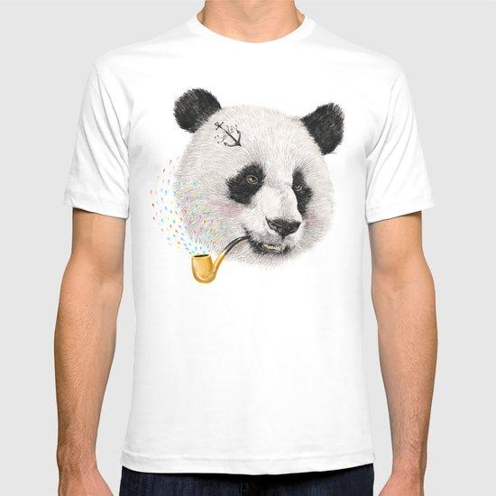 Panda Sailor T-shirt